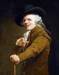 Joseph Ducreux czyli tak zwany arystokrata Josh to specjalista w dziedzinie porad niczym raper rodem z późnego renesansu.