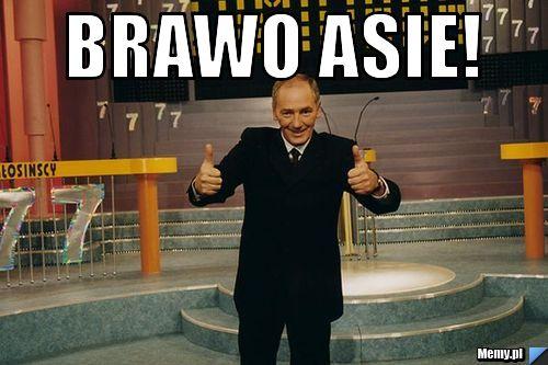 Brawo Asie Memy Pl