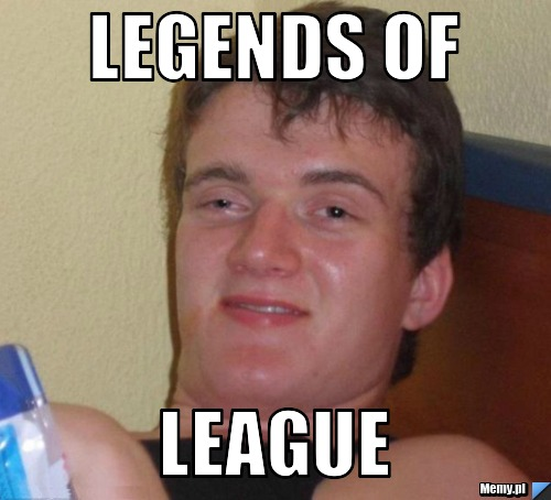 Legends of League
