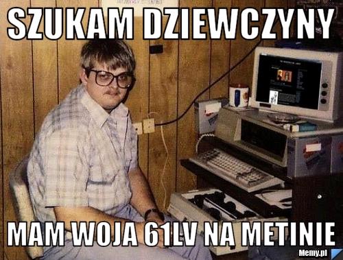 szukam dziewczyny na Ruda Śląska