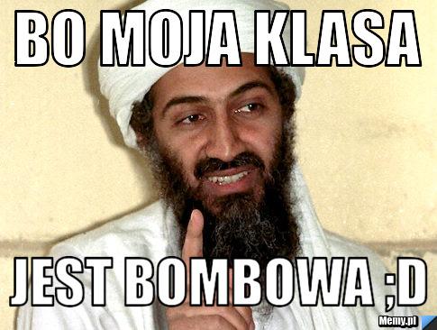 Bo <b>moja klasa</b> Jest bombowa ;D - 13dc840854_bo_moja_klasa_