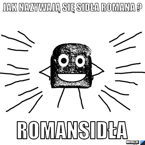 Jak nazywają się sidła Romana ? Romansidła
