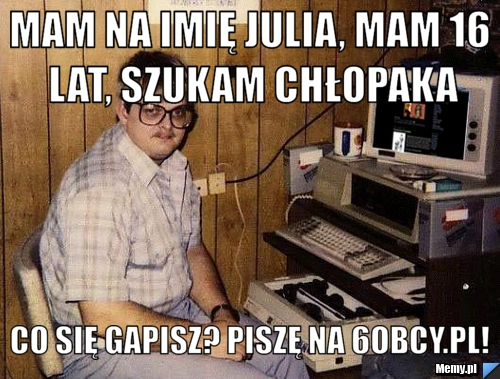 szukam chlopaka fb Jaworzno