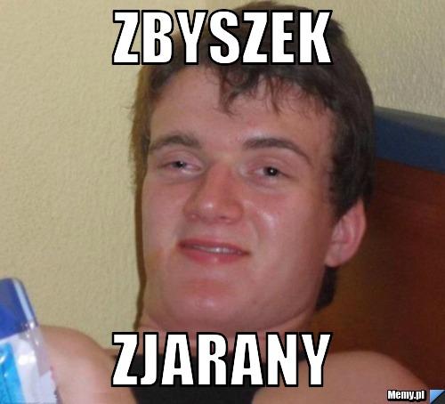 Zbyszek Zjarany