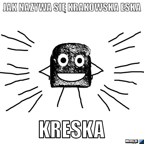 Jak nazywa się krakowska ESKA KrESKA