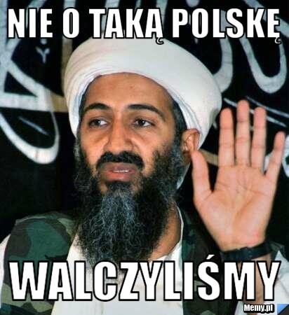 nie o taką Polskę walczyliśmy