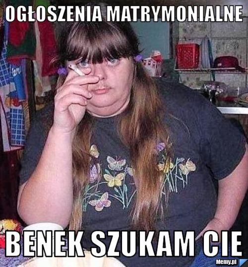 anonse matrymonialne pl Ruda Śląska