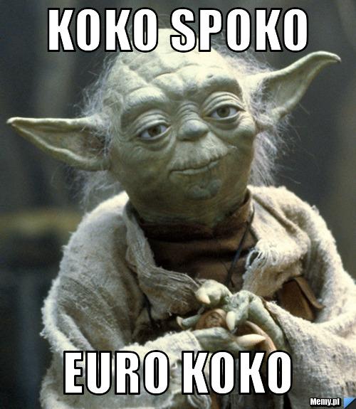KOKO SPOKO Euro Koko