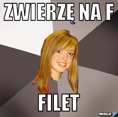 Zwierzę na f filet