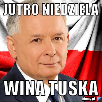 Jutro Niedziela Wina Tuska