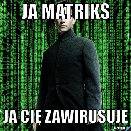 Znalezione obrazy dla zapytania matriks